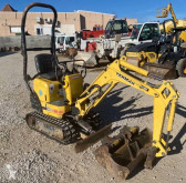 Yanmar SV 08 mini-excavator second-hand