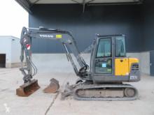 Excavadora Volvo EC 55 C miniexcavadora usada