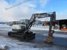 Escavadora mini-escavadora Terex TC 125
