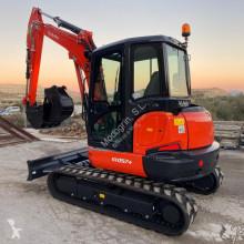 Excavadora Kubota KX057-4 miniexcavadora nueva