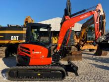 Excavadora Kubota U48-4 miniexcavadora nueva