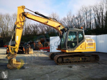 Case CX130C used track excavator