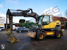 Excavator pe roti Volvo EW140 D