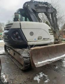 Mecalac 712 MC used track excavator