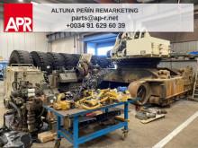 Cabine / carrosserie Liebherr R984C (922) PARTS, COMPONENTS / RECAMBIOS, COMPONENTES