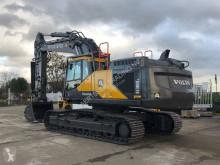 Excavadora Volvo EC 380 E L excavadora de cadenas usada