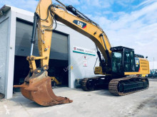Caterpillar 336F used track excavator