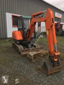 Hitachi mini excavator ZX27-3