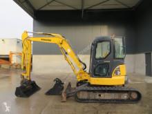 Excavadora Komatsu PC55MR-3 miniexcavadora usada