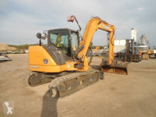 Case CX80C used track excavator