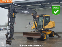 Volvo EW160 C used wheel excavator
