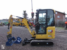 Caterpillar mini excavator 301.6