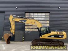 Excavadora Caterpillar 325 D LN excavadora de cadenas usada