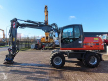 Atlas 150 W excavator pe roti second-hand