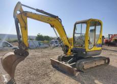 Neuson mini excavator 50Z3 RD