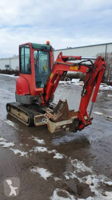Excavadora excavadora de cadenas Yanmar E2650