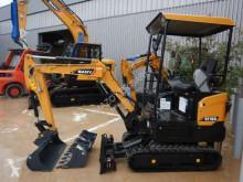Excavadora Sany SY 16 C miniexcavadora nueva