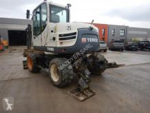Terex TW 85 pelle sur pneus occasion