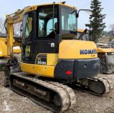 Komatsu mini excavator PC80MR 3