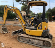 Komatsu PC30MR-3 mini-escavadora usada