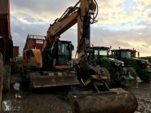 Excavadora Liebherr 914 excavadora de ruedas usada