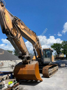 Hyundai HX480 L used track excavator