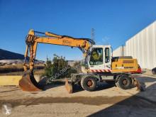 Excavadora excavadora de ruedas Liebherr A904 Litronic