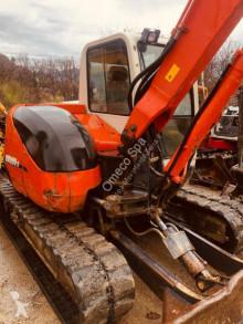 Excavadora Kubota KX080-3 excavadora de cadenas usada