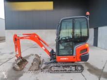 Kubota KX 016-4 mini-excavator second-hand