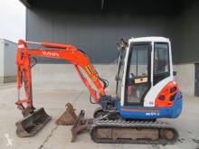Kubota KX 91-3 mini-excavator second-hand