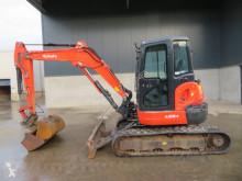 Kubota U 55-4 mini-excavator second-hand