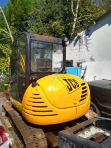 Escavadora JCB 8060 8056 escavadora de lagartas usada