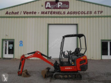 Kubota KX015-4 used mini excavator