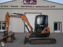 Case mini excavator CX50B