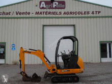 JCB 8014 mini-excavator second-hand