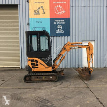 Case mini excavator CX17B