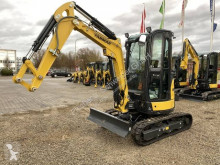 Yanmar VIO 27-6 used mini excavator
