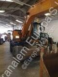 JCB wheel excavator JS175W
