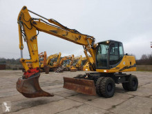 Case wheel excavator WX 165
