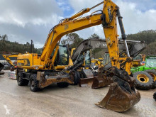 Excavadora JCB JS175W excavadora de ruedas usada