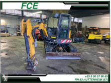 Excavadora Bobcat E26 *ACCIDENTE*DAMAGED*UNFALL* miniexcavadora accidentada