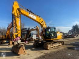 JCB JS 210 excavator pe şenile second-hand