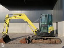 Excavadora Yanmar VIO 55 miniexcavadora usada