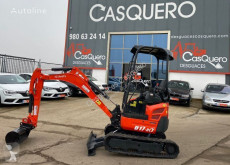 Kubota U17 3A used mini excavator