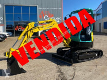 Yanmar VIO 25-4 mini-excavator second-hand