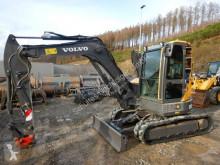 Мини-экскаватор Volvo ECR 58 D