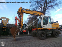 Escavadora de rodas Liebherr A 900 C