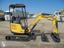 Yanmar VIO 17 U mini-excavator second-hand