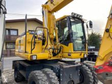 Excavadora Komatsu PW160 -7 excavadora de ruedas usada