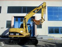 Excavadora Caterpillar 312C excavadora de cadenas usada